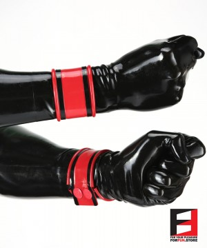 LATEX WRIST BANDS AC-WR002