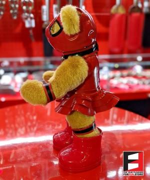 LATEX GIRL TEDDY BEAR TEDDY-F01SET