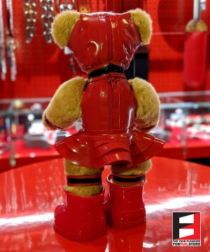 LATEX GIRL TEDDY BEAR TEDDY-F01SET