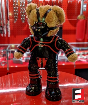 LATEX BOY TEDDY BEAR TEDDY-M01SET