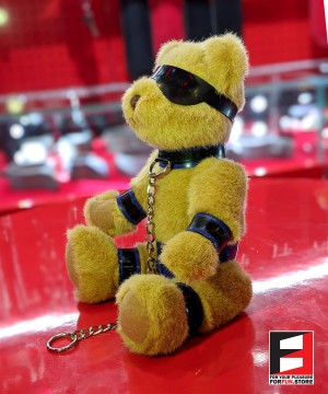 LATEX SLAVE TEDDY BEAR TEDDY-S01SET