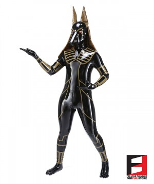 LATEX ANUBIS PETSUIT BS-PSA01