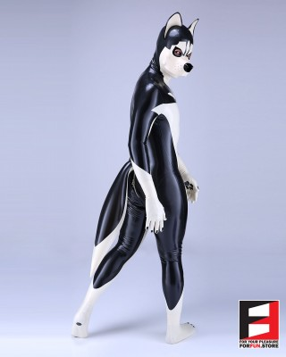 LATEX HUSKY PETSUIT BS-PSD03