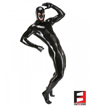 LATEX FUNSUIT MEN BS01-MAD-M