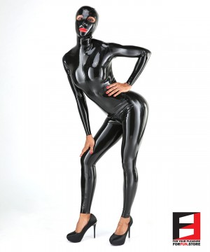 LATEX FUNSUIT WOMEN BS01-MAD-W