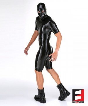 LATEX BODYSUIT MEN BS05-MAB-M
