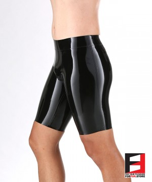 LATEX SHORTS MEN LGC