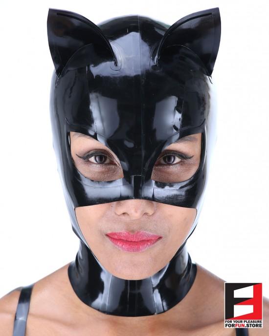 LATEX CAT MASK MA-C01
