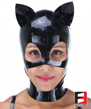 LATEX CAT MASK MA-C02