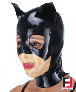 LATEX CAT MASK MA-C03