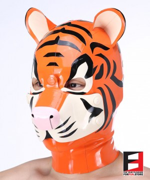 LATEX TIGER MASK MA-T01