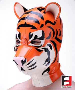 LATEX TIGER MASK MA-T02