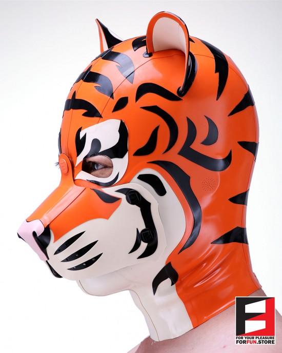 LATEX TIGER MASK MA-T02