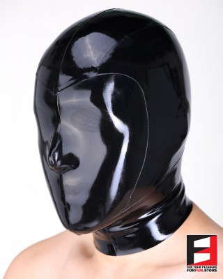 LATEX MASK LASER PERFORATE MAA-L01