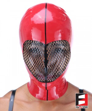 LATEX MASK LASER NET MAA-L03