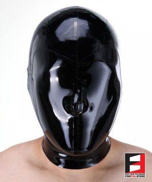 LATEX MASK ALL CLOSED MAA