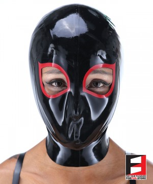 LATEX MASK GIMP MAB001