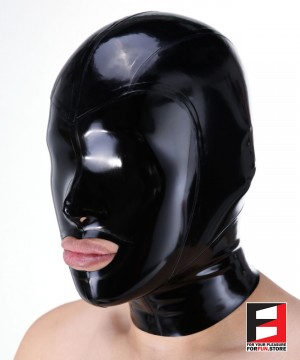LATEX MASK BLIND GIMP MAC