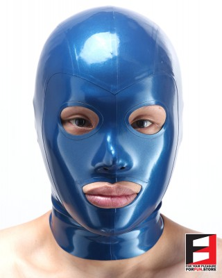 LATEX MASK BASIC MAD