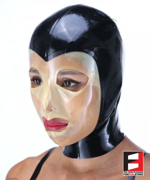 LATEX MASK BASIC MAD001