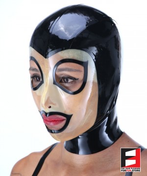 LATEX MASK BASIC MAD002