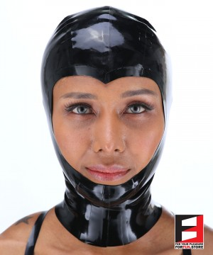 LATEX MASK OPEN MAE