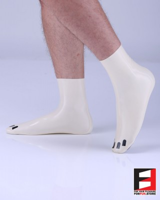 LATEX SOCKS WITH DOG PAWS SO-PD