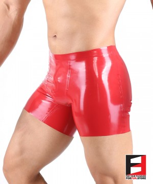 LATEX BOXERS MEN UWB