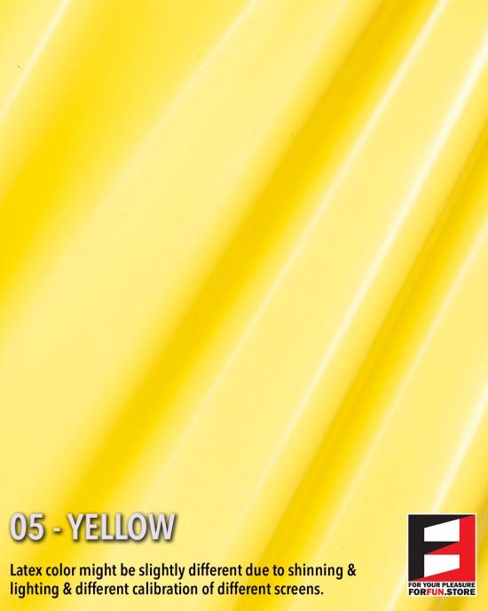 05 YELLOW LATEX SHEET
