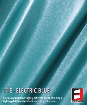 11E ELECTRIC BLUE LATEX SHEET