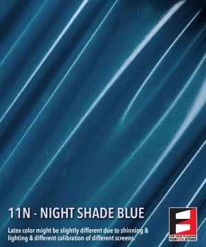11N NIGHTSHADE BLUE LATEX SHEET