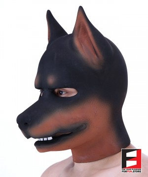 Dog Doberman Color PETMASK PHD005-C