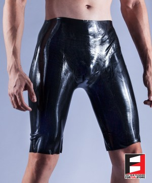 RUBBER SHORTS MEN RR190