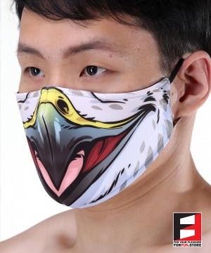 BIRD FACE MASKS BD001