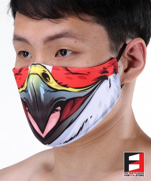 BIRD FACE MASKS BD002