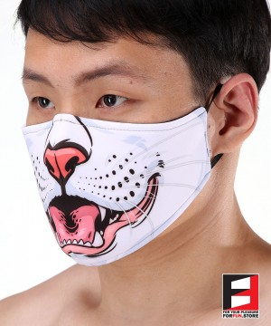CAT FACE MASKS C001