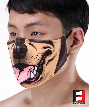 DOBERMAN FACE MASKS D009