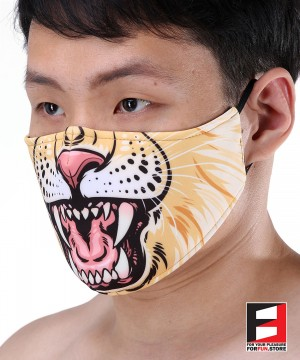 LION FACE MASKS L001