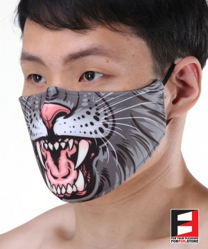 LION FACE MASKS L002