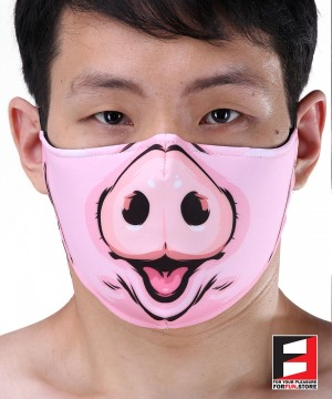 PIG FACE MASKS P001