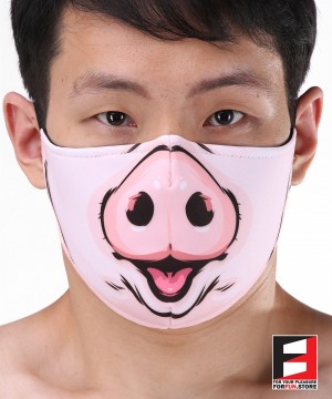 PIG FACE MASKS P002