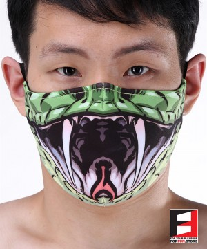 SNAKE FACE MASKS S001