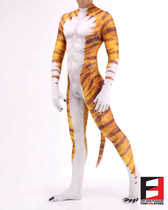 Cat Cartoon Furry PETSUIT C002M