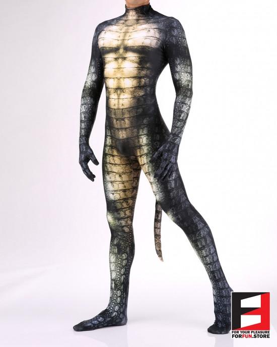 Crocodile PETSUIT CR001M