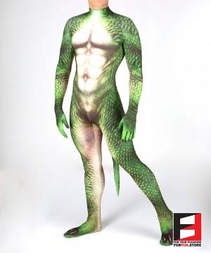 Dragon PETSUIT DG001-GREEN