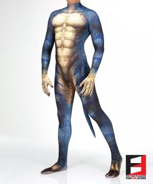 Dinosaur PETSUIT DN001-BLUE