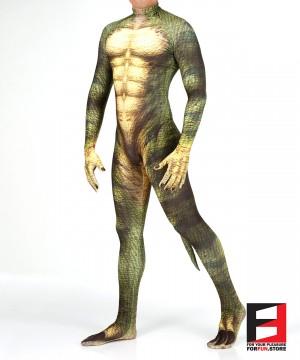 Dinosaur PETSUIT DN001-GREEN
