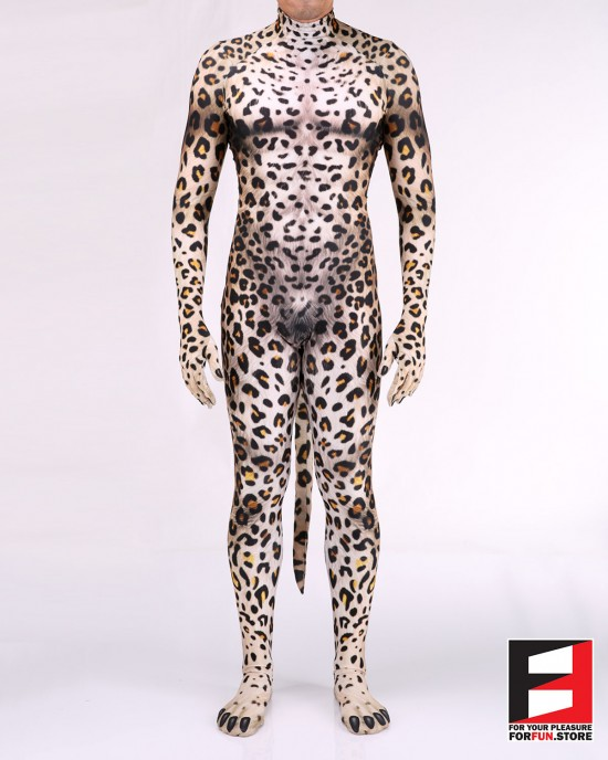 Leopard Men PETSUIT LE001M
