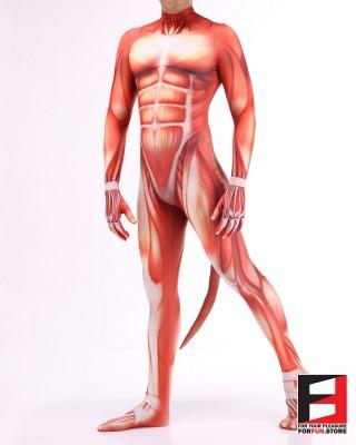 Pet Muscle Men PETSUIT M001M
