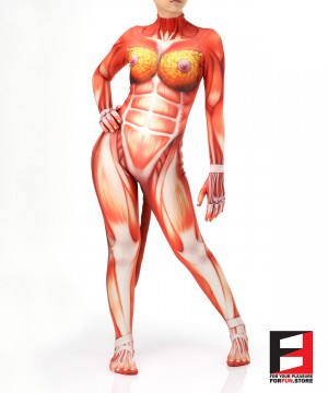 Pet Muscle Women PETSUIT M001W